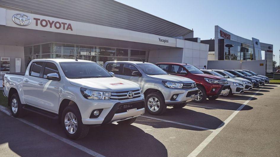 Siguen los descuentos especiales en Toyota Yacopini durante enero