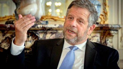 Adolfo Rubinstein, secretario de salud de la nación.
