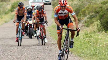 Los pedalistas recorrerán unos 130 kilómetros de Maipú.