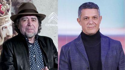 Joaquín Sabina y Alejandro Sanz fueron acusados por una millonaria evasión fiscal