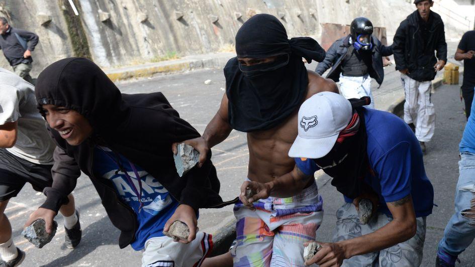 Detienen a 27 militares por el intento de golpe de Estado en Venezuela