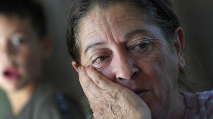 Irma Figueroa (53) es la madre de Hernan Arancibia, uno de los tres jóvenes que resultó herido tras el vuelco en Bolivia.