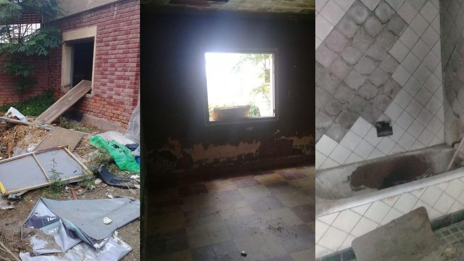 Una casa abandonada desde hace 17 años genera problemas e inseguridad en Godoy Cruz