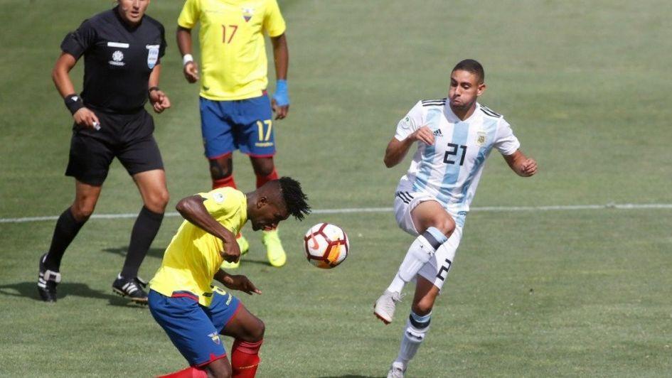 Argentina festejó ante Uruguay y acaricia la clasificación - Somos Deporte