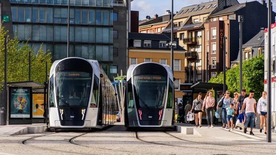 Luxemburgo será el primer país del mundo en tener transporte público gratuito