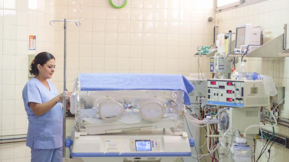 Maternidad del Hospital Español  de Mendoza, una elección confiable para un parto seguro