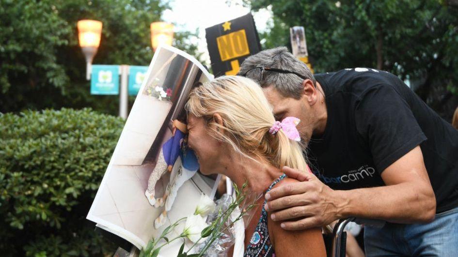 La madre de los niños de la tragedia de Costanera denunció que su pareja los abusaba