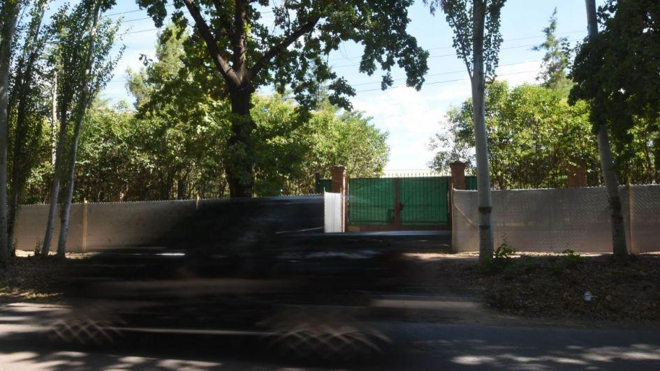 Luján quiere tener listo su nuevo Parque Cívico en abril