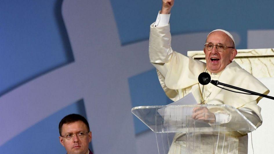 El Papa y la crisis en Venezuela: eludió reconocer a Guaidó