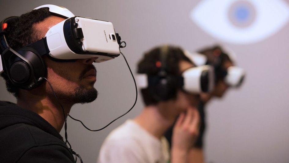 Estudian si la realidad virtual puede ayudar a manejar el dolor físico