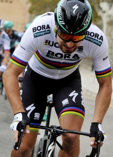 Hansgrohe, junto al múltiple campeón del mundo Peter Sagan