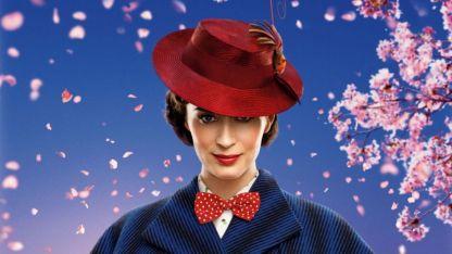 Mary Poppins y su regreso a la pantalla grande es furor