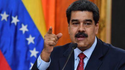 Presidente de Venezuela.