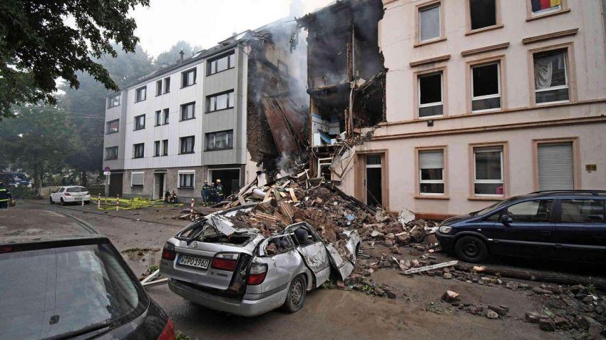 Inquilino mata a 21 vecinos al intentar suicidarse — Alemania