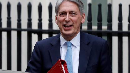 Philip Hammond fue crítico con el Brexit.