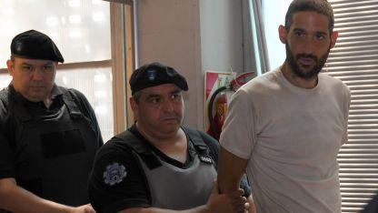 Pereg volvió a verse con la fiscal Ríos, a quien le pidió ver los restos de su madre.