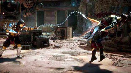 Casi invencible. Mortal Kombat es la saga más violenta del universo gamer.