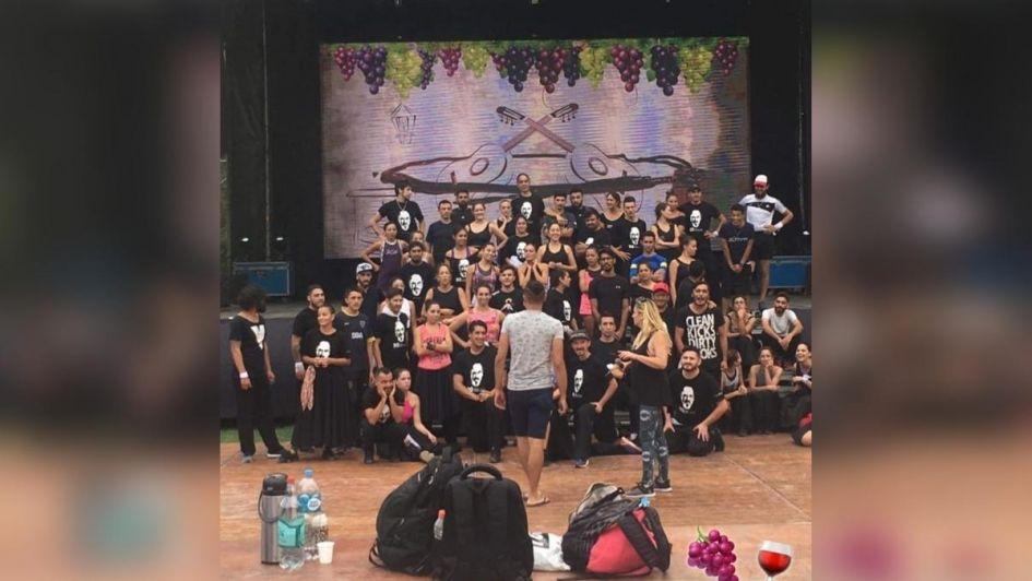 La Vendimia de Don Hilario brilló en el festival de Cosquín