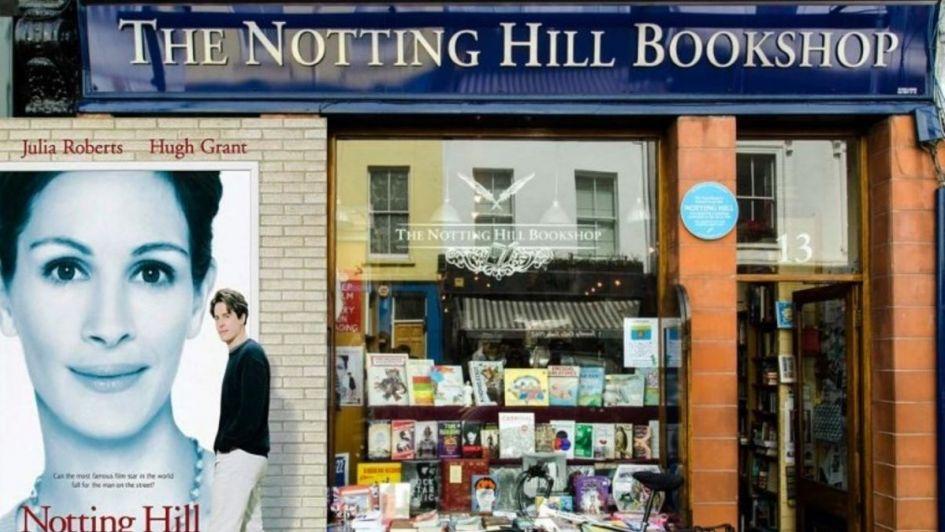 Notting hill: cómo está 20 años después del estreno  de la película