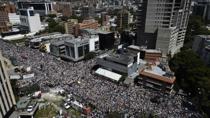 Desde hace un tiempo, las calles de Caracas se han convertido en el termómetro del humor venezolano.