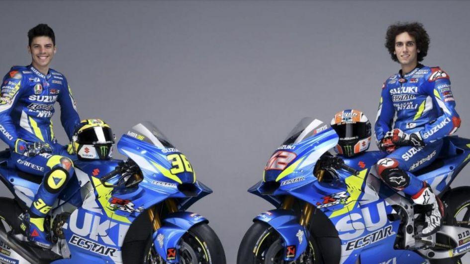 MotoGP: Suzuki sacó a la luz su herramienta para la temporada 2019