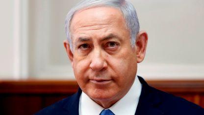 Netanyahu. Primer Ministro de Israel.