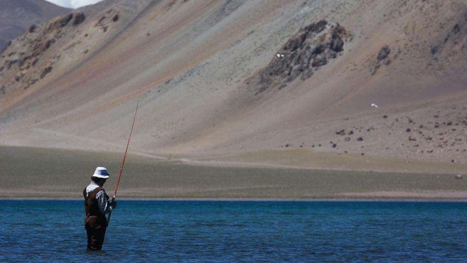 Tunuyán: quedó vedada la pesca por el hallazgo de una alga tóxica