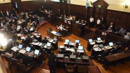 Arranque. Hoy se realizará la primera sesión de Senado del año. Mañana será el turno de Diputados.