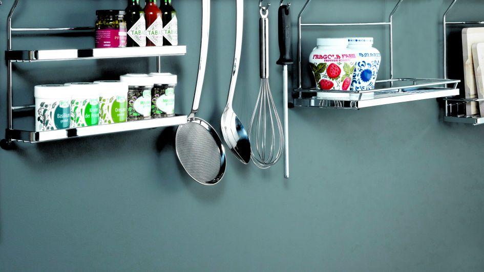 El orden y el nuevo concepto de visibilidad en las cocinas