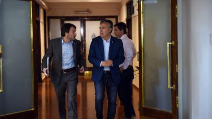Junto a Nieri, Cornejo anunció formalmente el calendario electoral para Mendoza.