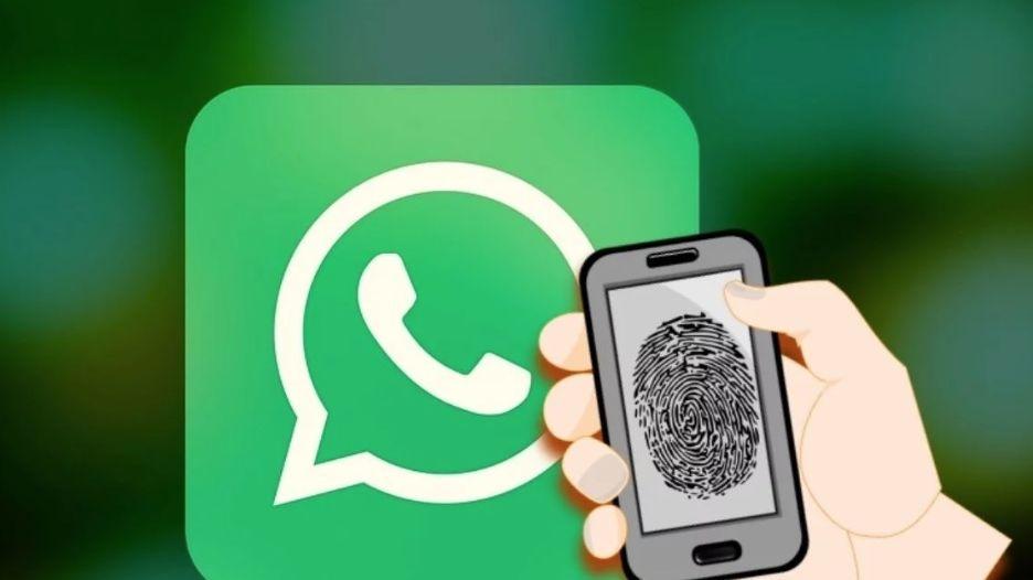 Ahora WhatsApp permite desbloquear la app usando la huella digital