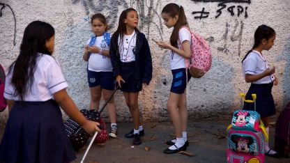 Las escuelas de Brasil en la mira de Bolsonaro