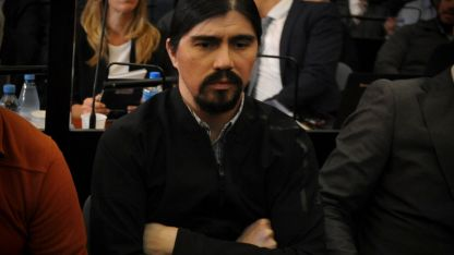 Martín Báez, hijo del empresario kirchnerista.