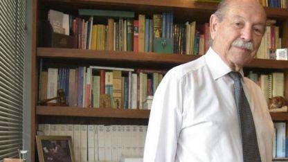 El titular de Convención Nacional del radicalismo, Jorge Sappia. /Gentileza La Voz del Interior