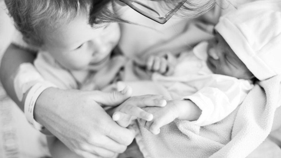 Cómo preparar a nuestro hijo para la llegada de un hermanito