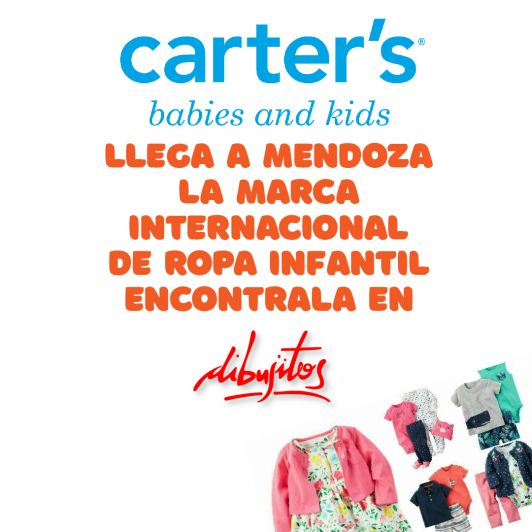 Carter's llega a Mendoza