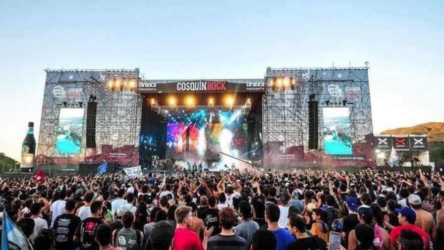 Seguí en vivo el festival Cosquín Rock 2019