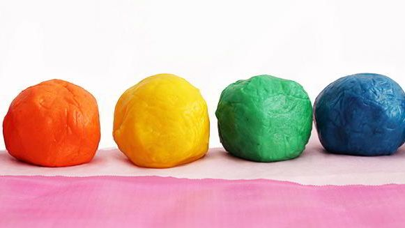 Galletas arcoiris: alegría y color para este finde