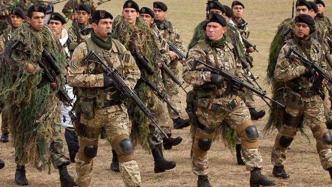 Sin Fuerzas Armadas no hay Nación - Por José Esteban Onofri