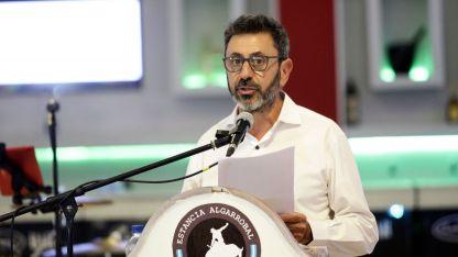 """Presidente. Osvaldo Fernández quiere guiar el empresariado del sur a la """"cuarta revolución industrial""""."""