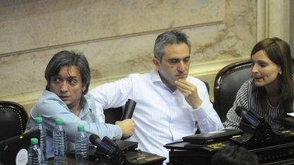 Máximo, el hijo de Cristina, deja su banca en diciembre, al igual que Andrés Larroque, referente de la Cámpora.