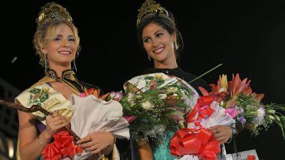 Luz Mercol resultó electa reina de la vendimia