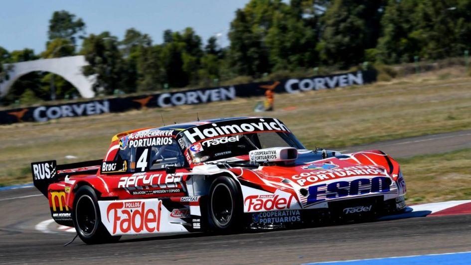 Turismo Carretera: Werner se aseguró la pole para la final en Viedma