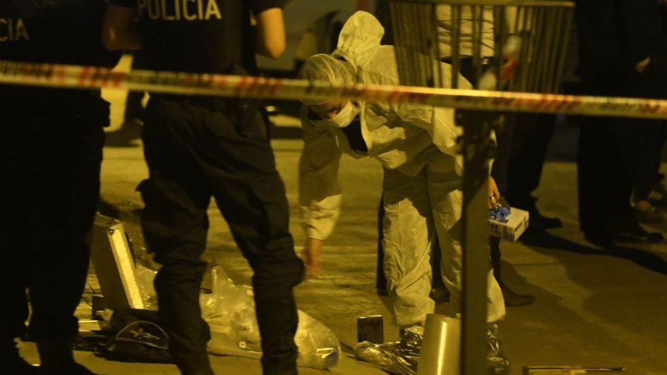 Un joven fue asesinado a balazos en una peluquería de Guaymallén