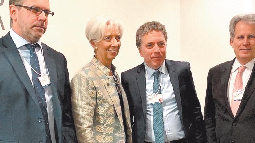 Arranca una nueva misión del FMI para auditar las cuentas