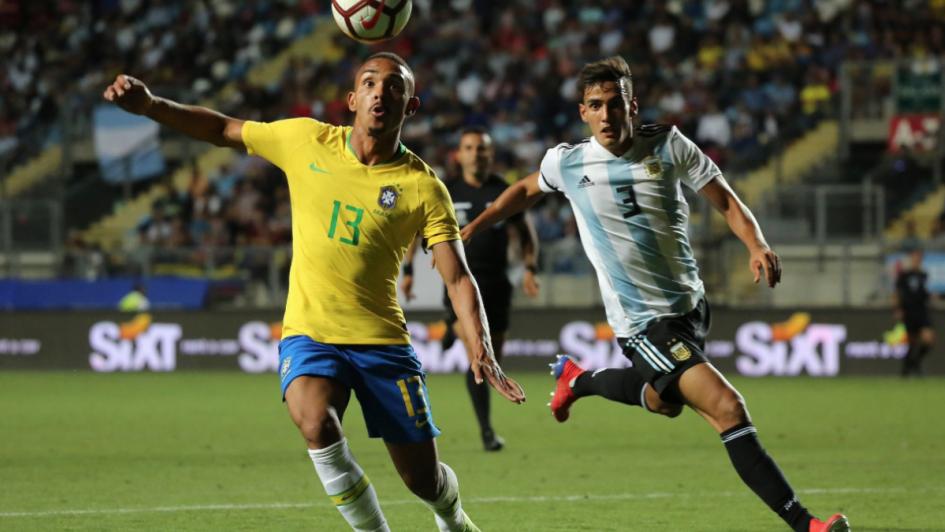 Sudamericano Sub 20: Argentina perdió con Brasil y no se pudo coronar campeón