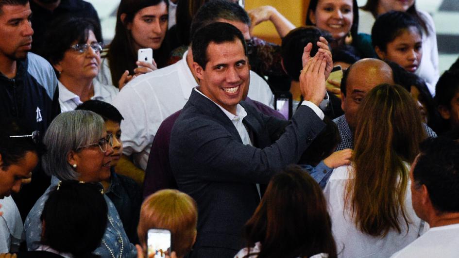 Guadió alertó sobre choques por la ayuda humanitaria en Venezuela