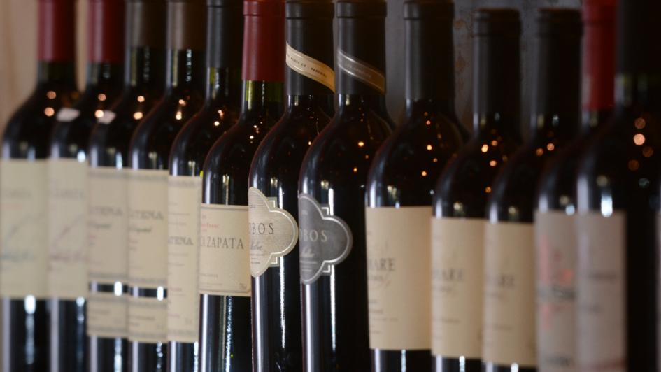Los stocks vínicos y la especulación