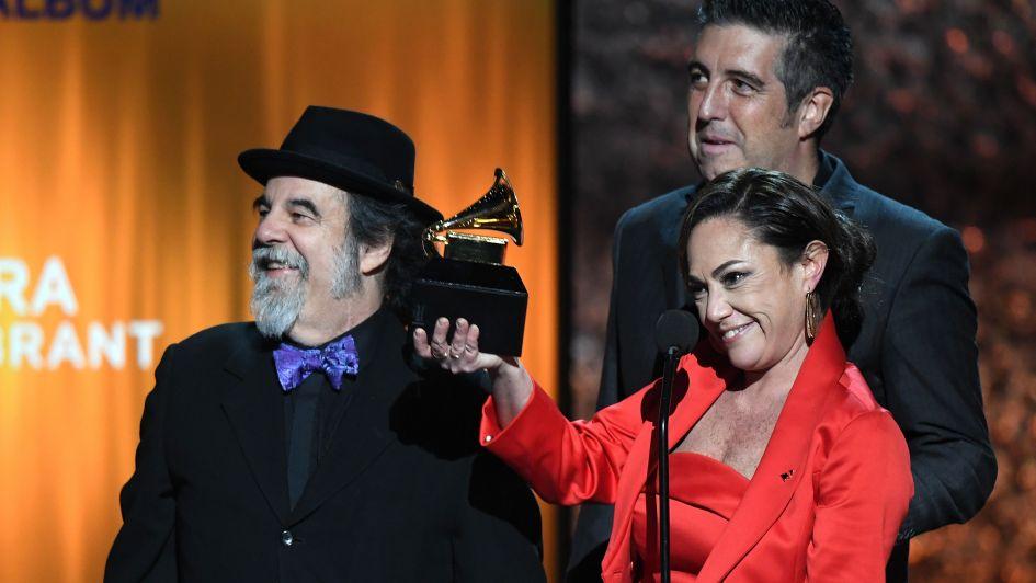 Grammy: la argentina Claudia Brant premiada por su disco latino de pop