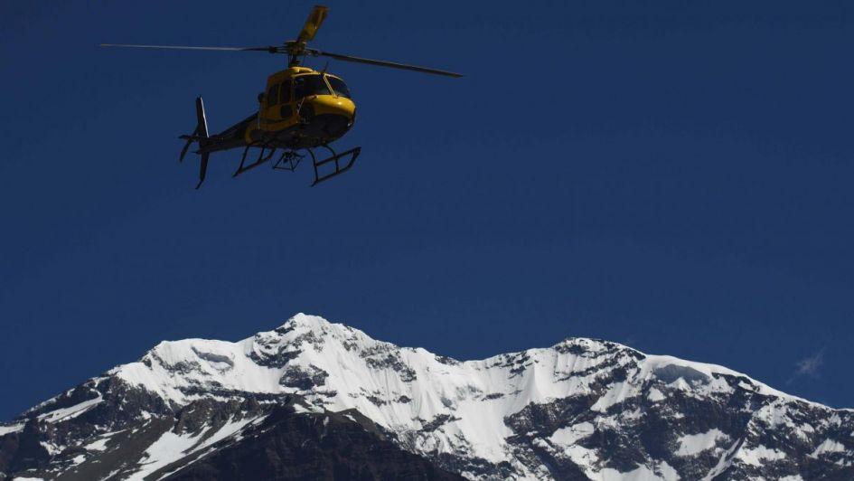 Rescataron a una andinista con asfixia y somnolencia en el Aconcagua